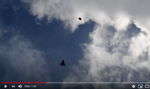 Stealth, UFO and Aircraft