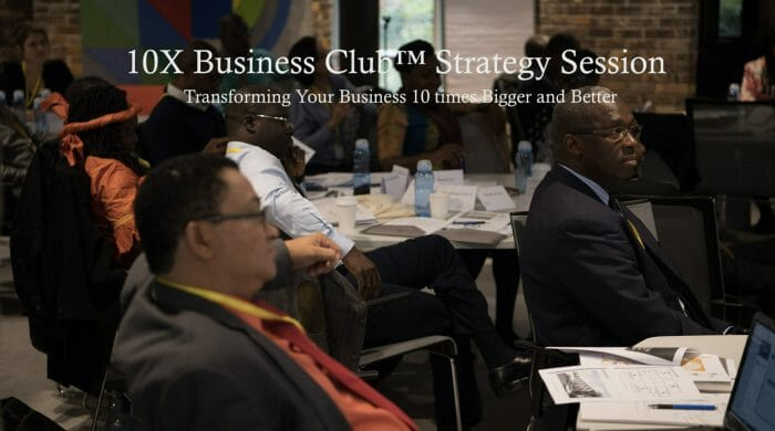 10x business club™ strategy workshop, business networking, business tips, business growth