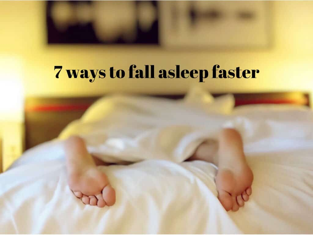 photo 7 Ways to Fall Asleep Faster