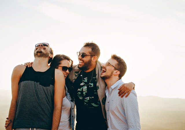Build relationships to overcome depression