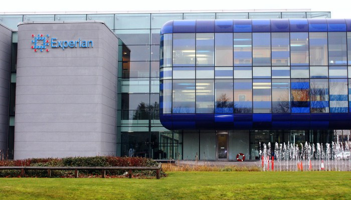 Photo: Experian's main U.K. office, the Landmark House, in Nottingham. (Credit: Martine Hamilton Knight)