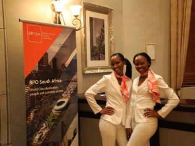 BPESA employees in Johannesburg (Photo Credit Loren Moss)
