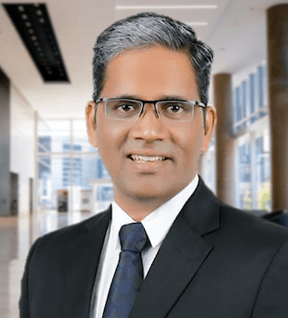 Etek CEO Praveen Sengar
