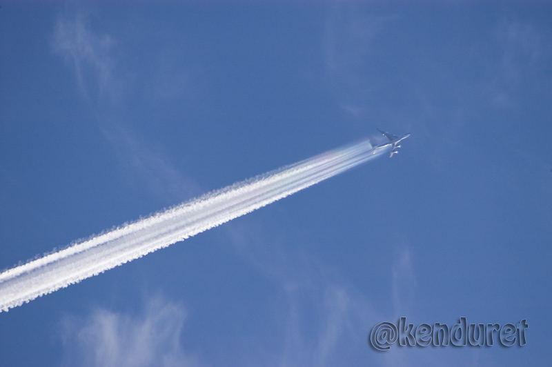 Space Preservation Act Lends Clue To Chemtrails