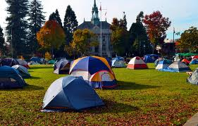 Cal Berkeley Occupation