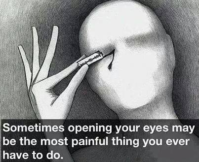 Opening Your Eyes