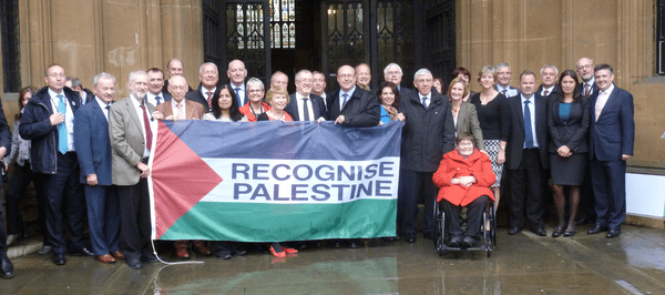 UK Parliament Votes To Recognise Palestine