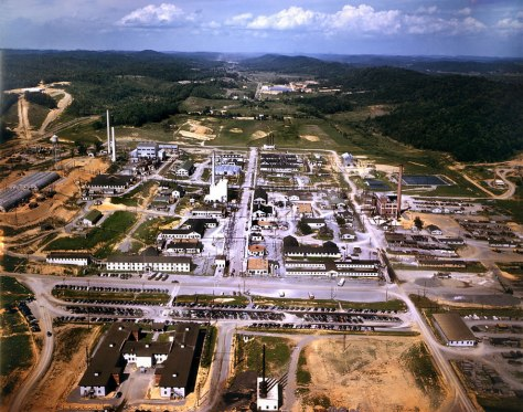 1947-Aerial-photo-of-Oak-Ridge-National-Lab-Tennessee