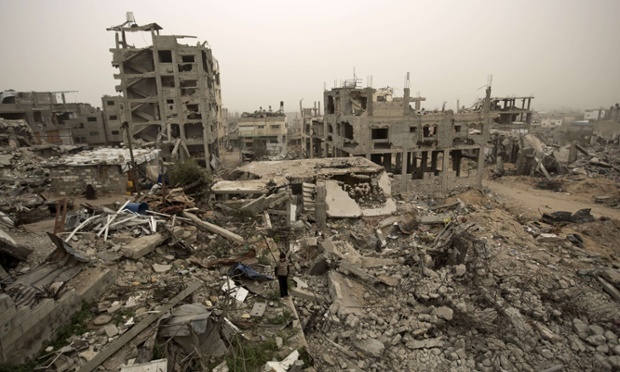 """Gaza Economy 'On Verge Of Collapse', With World's Highest Unemployment"""""""