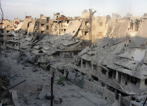 Syria is the Middle Eastern Stalingrad
