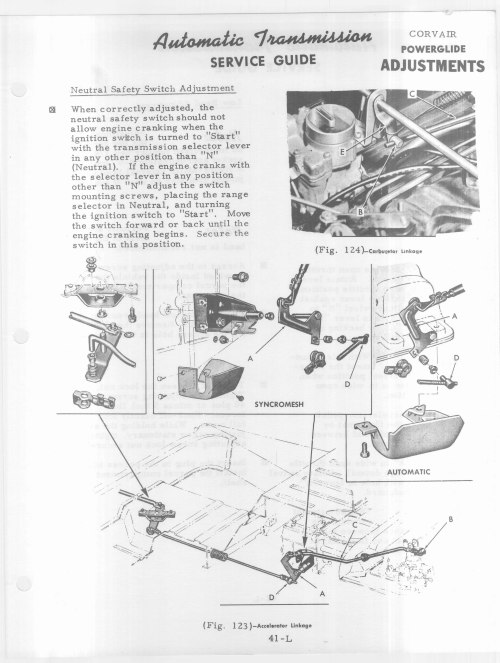 small resolution of section l corvair powerglide l corvairpowerglide0006 jpg