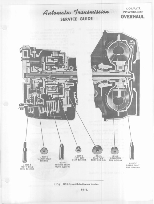small resolution of section l corvair powerglide l corvairpowerglide0030 jpg