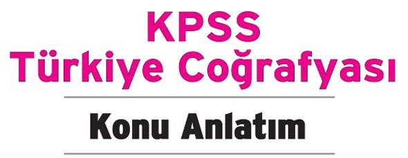 Kpss Coğrafya Konu Anlatım