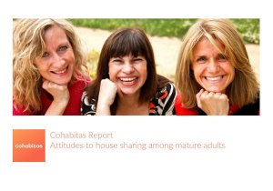 Cohabitas Attitudes to House Sharing Research