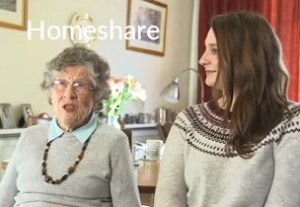 Homeshare service for students and home owners