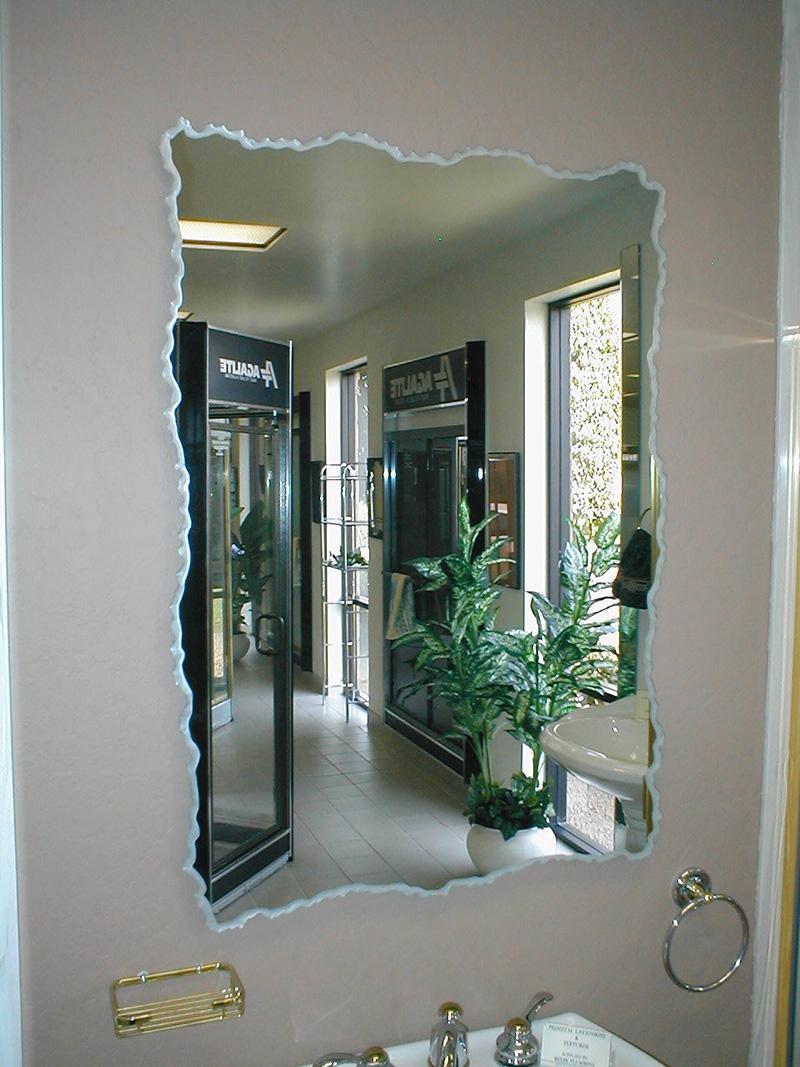 Cohaco Building Specialties  Mirror  Glass Specialties