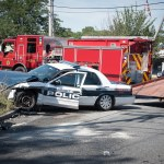 Cohasset Officer Injured in Crash
