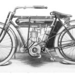 Vintage Motorcycle Pictures
