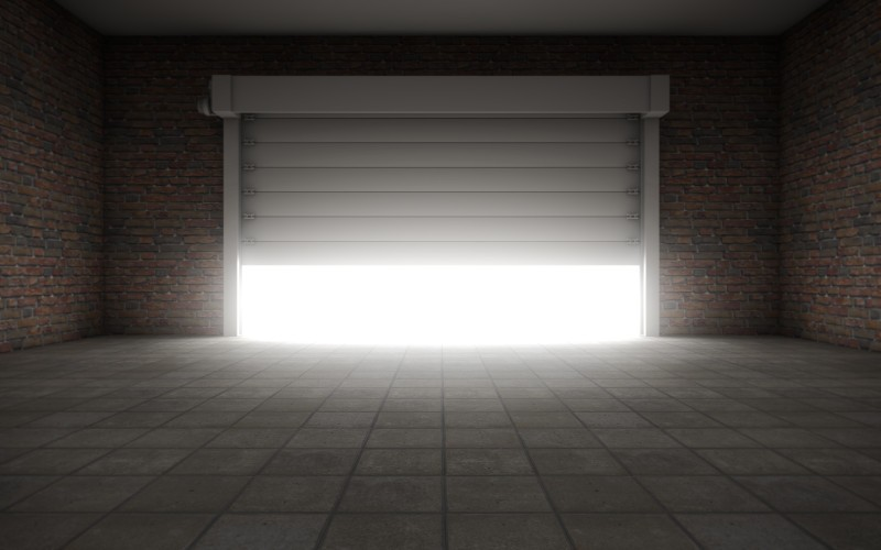 Garage Door Operation During a Power Outage  Colorado
