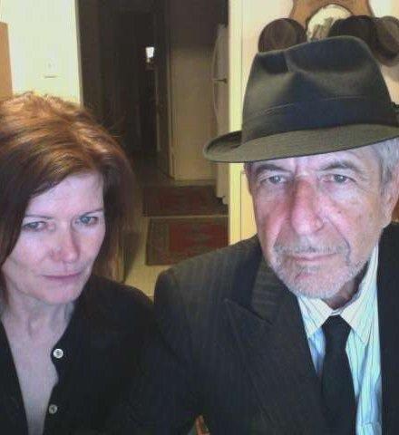 Sylvie Simmons interviews Leonard Cohen