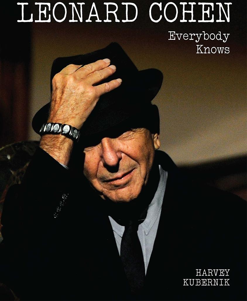Everybody knows sheet music by leonard cohen (lyrics & chords.