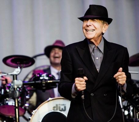 Rafael Gayol, Leonard Cohen