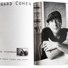 Introduction to Dominique Issermann's photos of Leonard Cohen