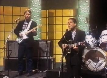 Mitch Watkins (guitar, keyboards, vocals) Leonard Cohen