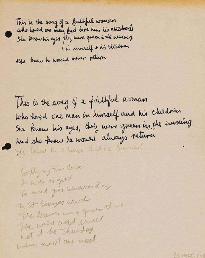 Lyrics to love of a woman