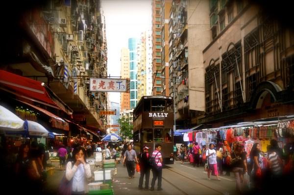 Braving Wet Markets Cohen Hong Kong Diaries