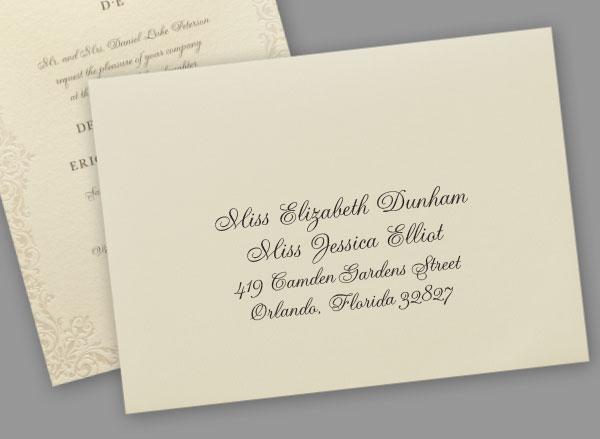 Custom Printing Wedding Invitations Bar Mitzvah Bat