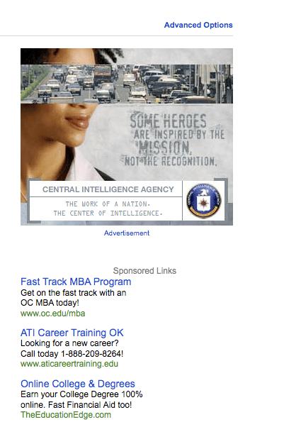 Central Intelligence Agency Sponsored Videos