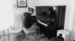 Trying to learn to play the piano