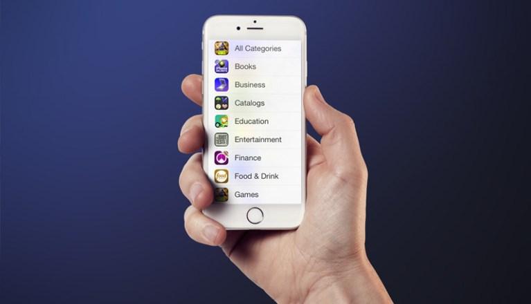 App categories