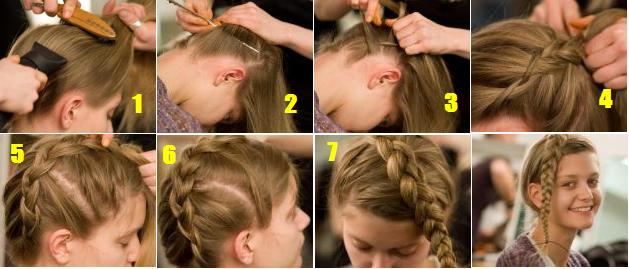 Coiffure Africaine Pour Petite Fille Ivory Hairstyle