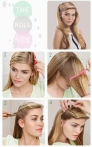 8 ides coiffures pour noel coiffure