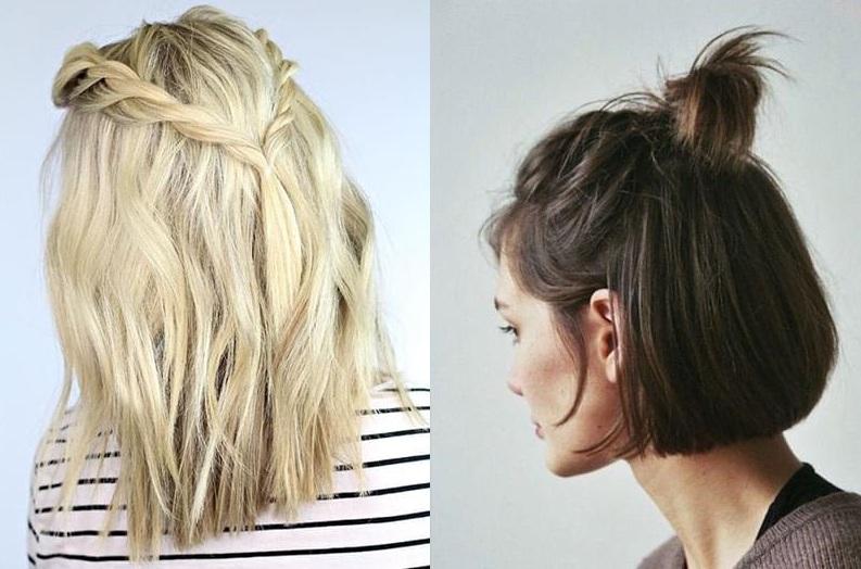 Ide Coiffure Simple Cheveux Long Best Cheveux Attachs