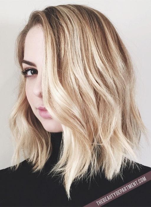 Cheveux Mi Longs Magnifiques Modles Coupes Et Couleurs