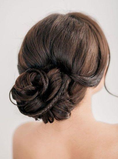Coiffure cheveux long mariage  Coiffure simple et facile