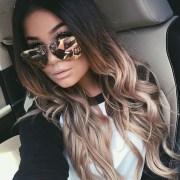 ombre hair couleurs cheveux tendance