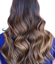 top balayages cheveux tendance
