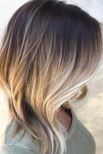 Ides Couleurs Cheveux Tendance 2019 Coiffure Simple Et