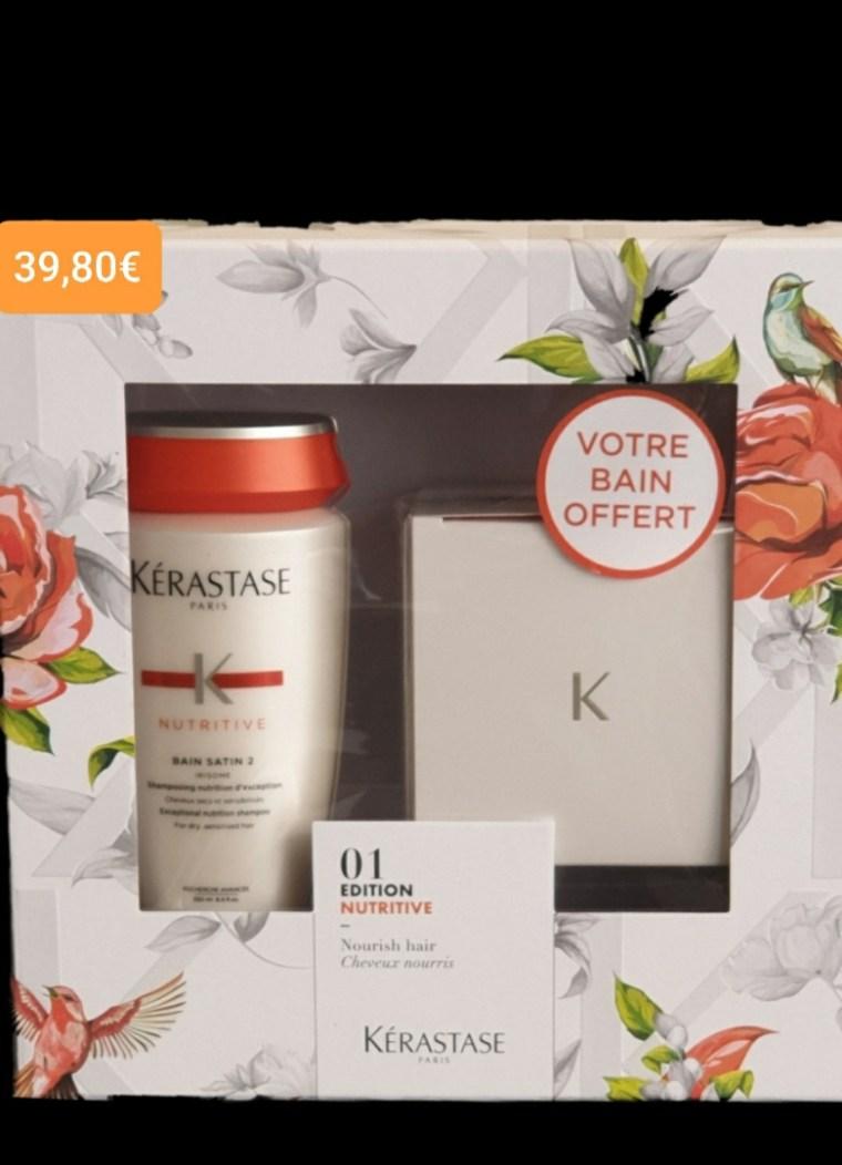 Pack Orange pour cheveux, bain offert, offre jolies Momes Orleans