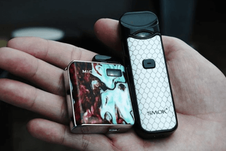 Smok Nord Pod Starter Kit Review Coil builds