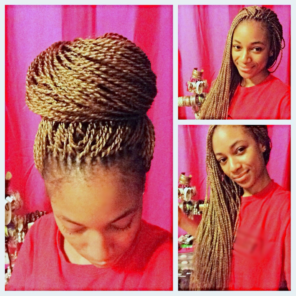how i crocheted micro senegalese twists into my hair black girl with long hair. Black Bedroom Furniture Sets. Home Design Ideas