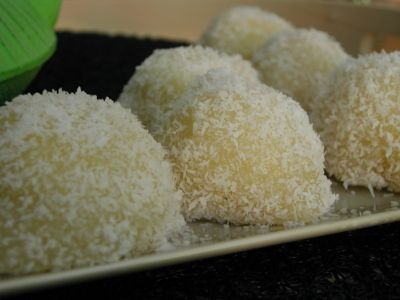 desserts- chinois