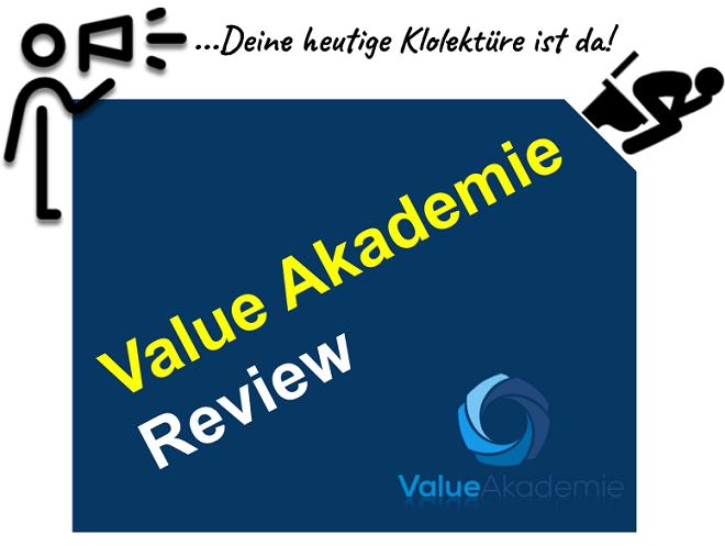 Christian Bauduin Value Akademie Erfahrungen Review und Erfahrungsbericht