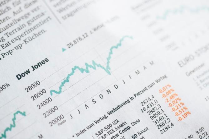 Dow Jones Geschichte der Börse