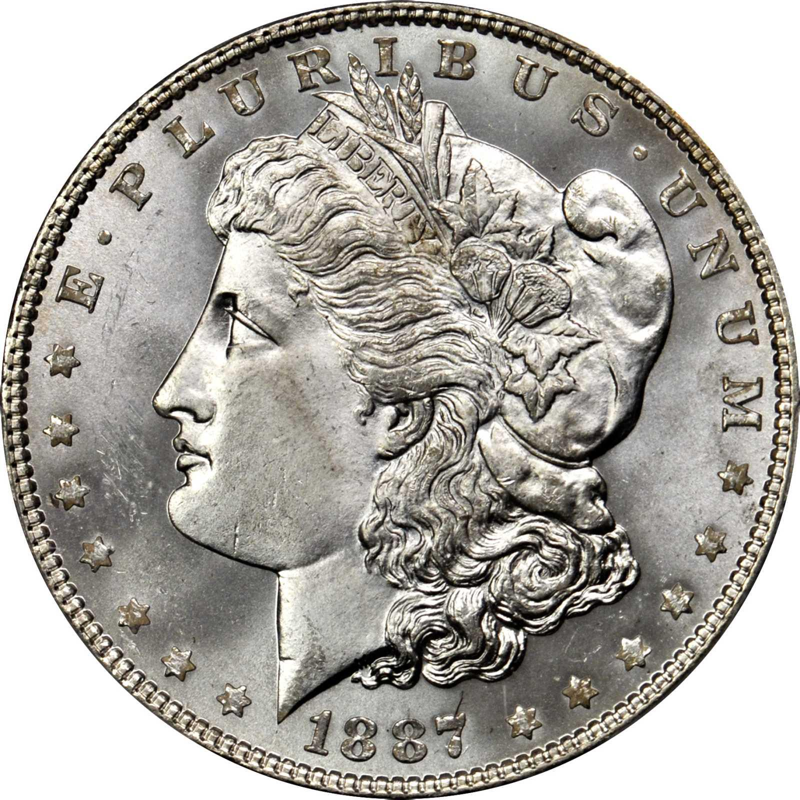 Value Of 6 Morgan Dollar