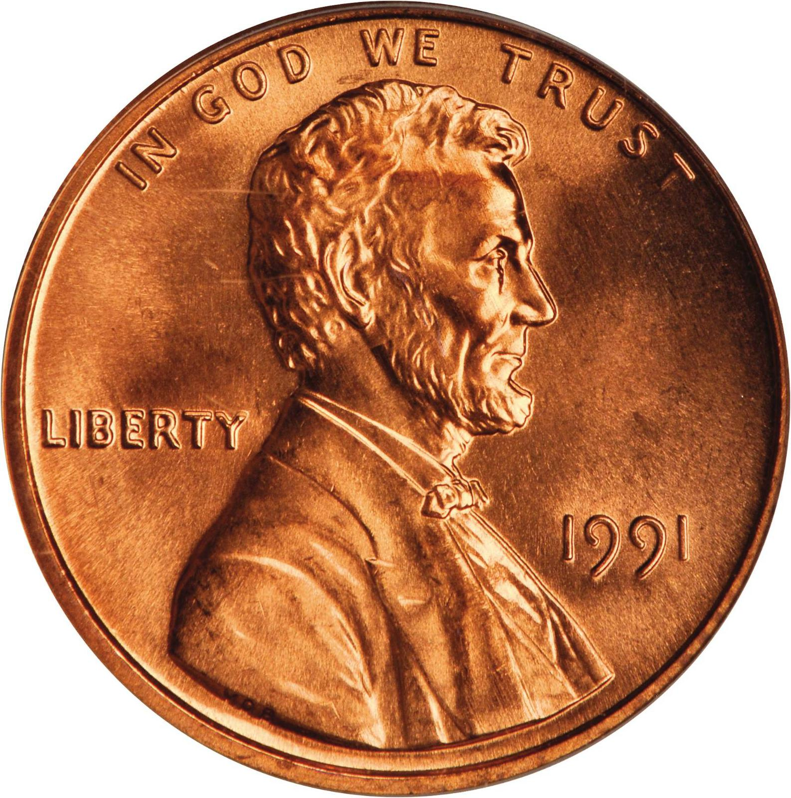 Value Of Lincoln Cents